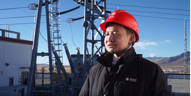 12月4日阿里與藏中電網聯網工程投運
