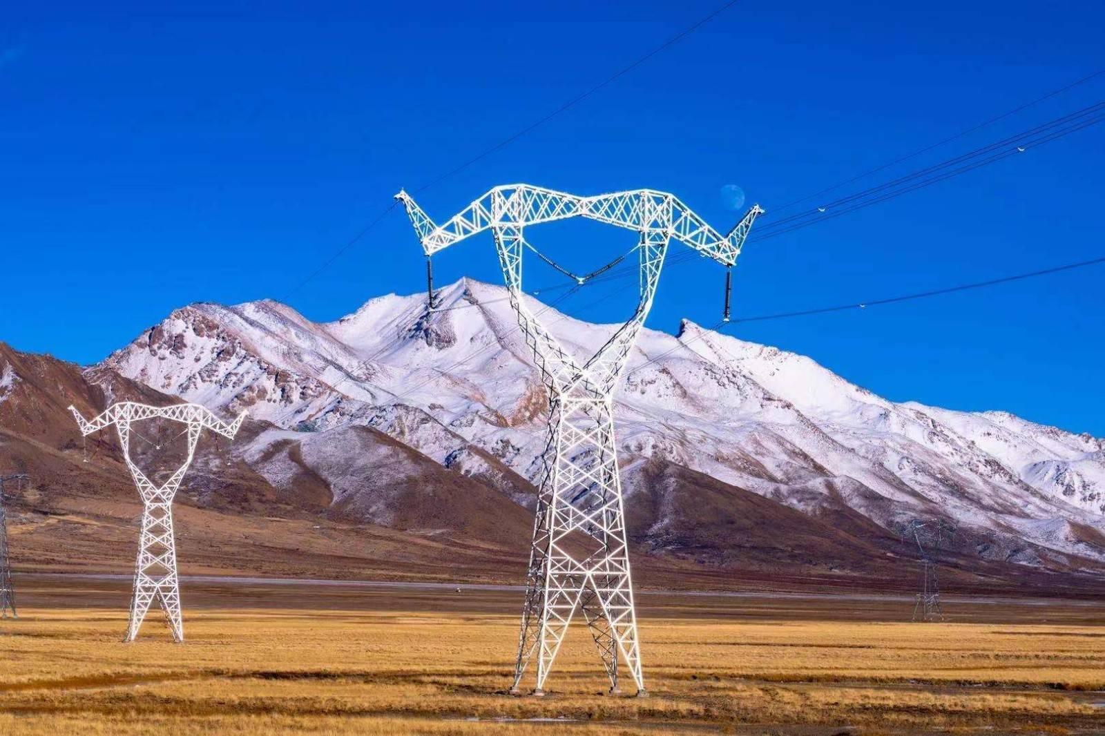 又一超级工程!西藏阿里联网工程投运 !