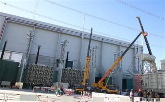 青豫直流工程启动全电压等级运行状态系统调试