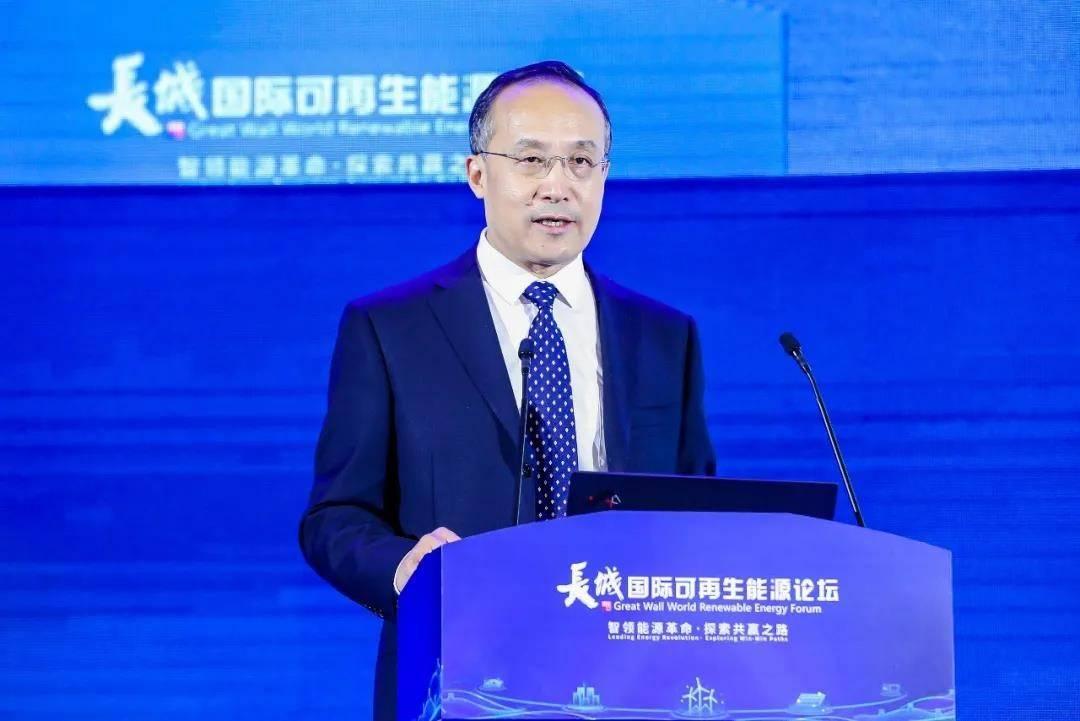 """中国科学院副院长张涛:实现2060年""""碳中和""""的目标,我国减排任务艰巨"""