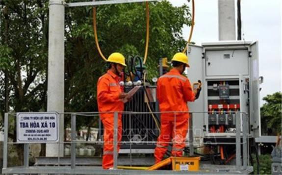 越南电力集团将从老挝进口电力
