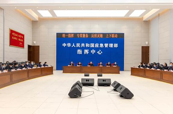 国务院安委会办公室、应急管理部于6日召开全国煤矿安全生产工作紧急视频会议