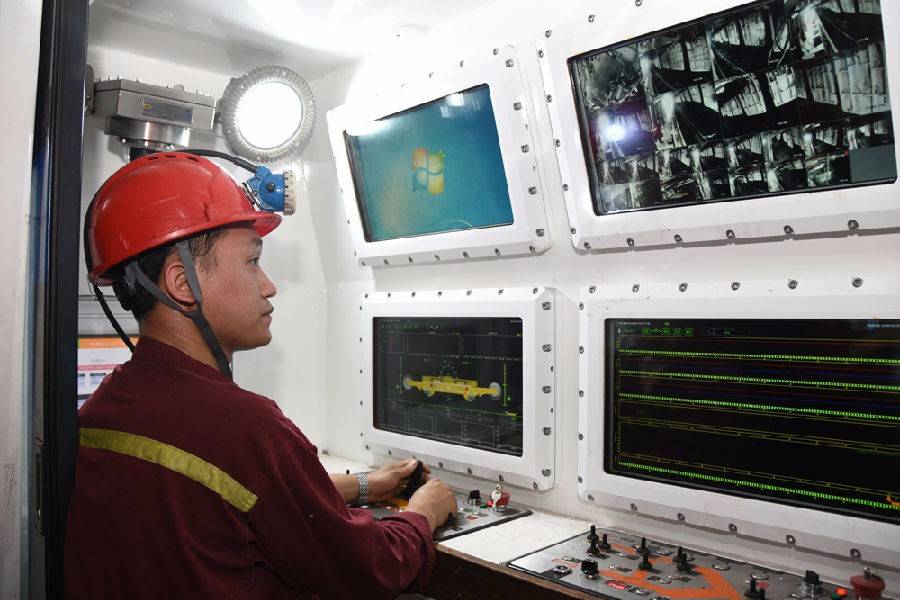 徐矿集团两煤矿列为国家首批智能化示范煤矿建设