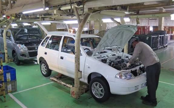 巴基斯坦11月份汽车销量同比增长48%