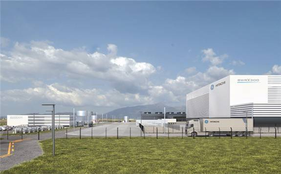 波兰已完成部署电气-日立核能公司BWRX-300小型模块堆的可行性研究