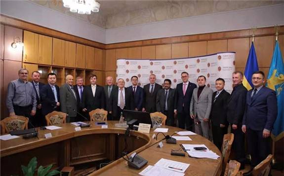 中國化學中標32.5億歐元烏克蘭煤制汽油和二甲醚綜合體EPC項目