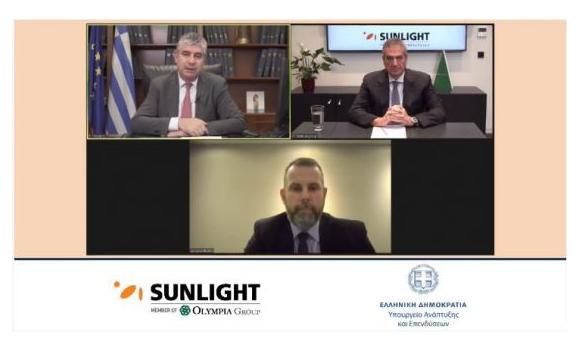 希腊Sunlight将投资1.05亿欧元开发低成本、环保的锂离子电池技术
