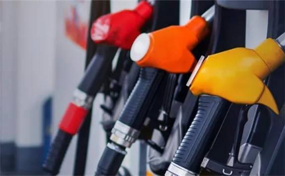 """中国成品油价年内""""第八涨"""" 个别地区迈入""""7元时代"""""""