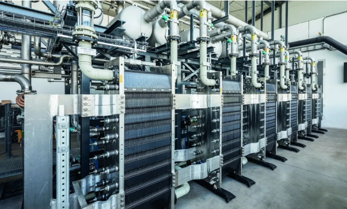 欧盟H2Future氢能旗舰项目——林茨6MW电解制氢示范项目正式运营