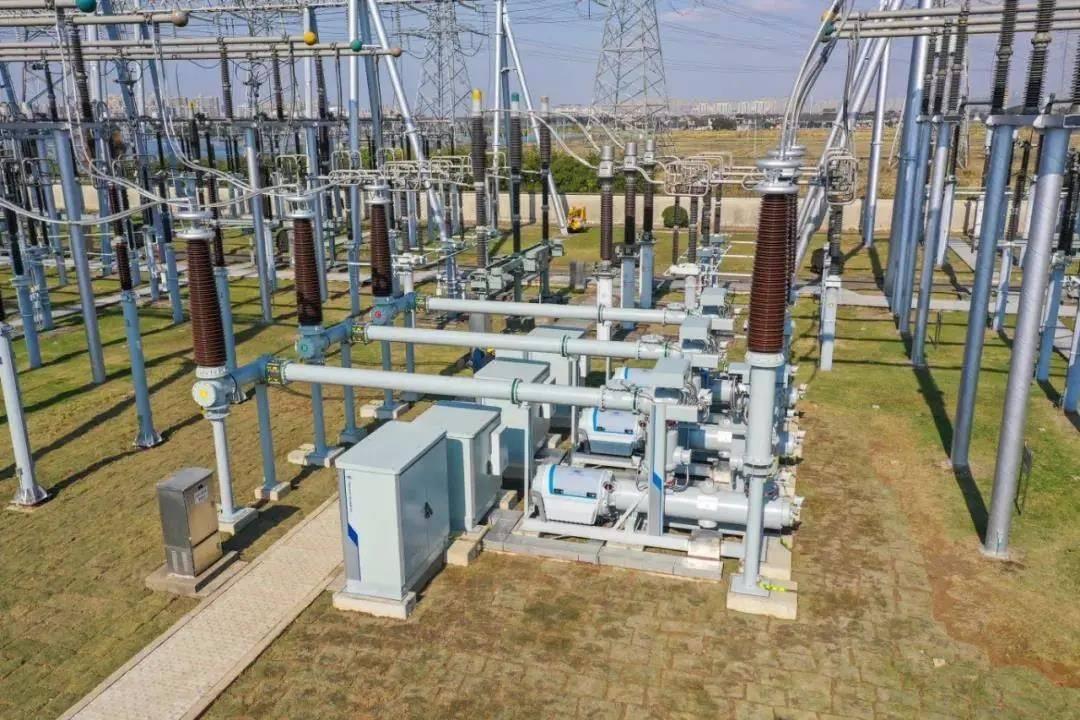 国际首个220千伏短路电流柔性抑制示范工程建成投运