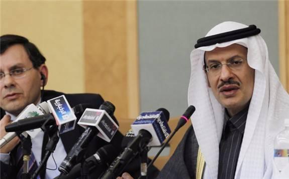 沙特發現四座新的石油和天然氣油田