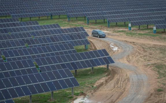 朝鲜去年一年内太阳能发电能力增加约86%