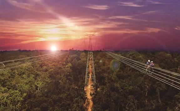 巴西美丽山特高压输电二期项目荣获第六届中国工业大奖