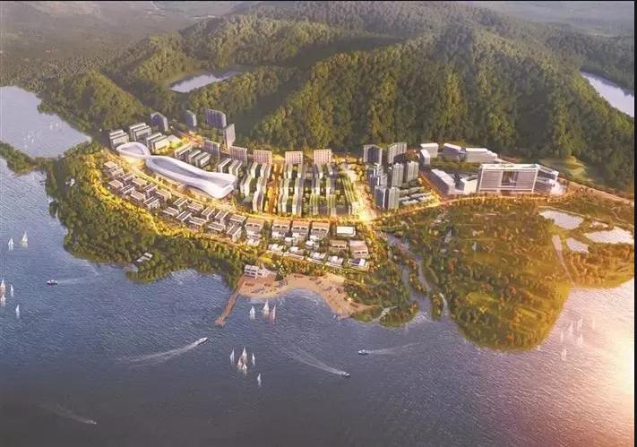 广东公司与深圳市大鹏新区签订战略协议