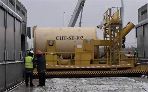 烏克蘭切爾諾貝利核電站ISF-2乏燃料干式貯存設施已完成熱試