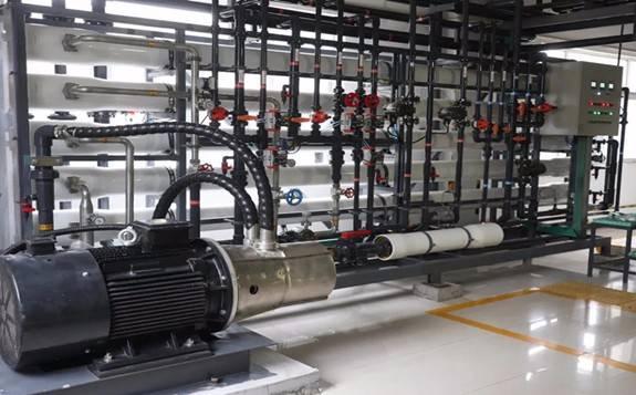 国家能源集团低碳院高盐反渗透水处理技术成功落地应用