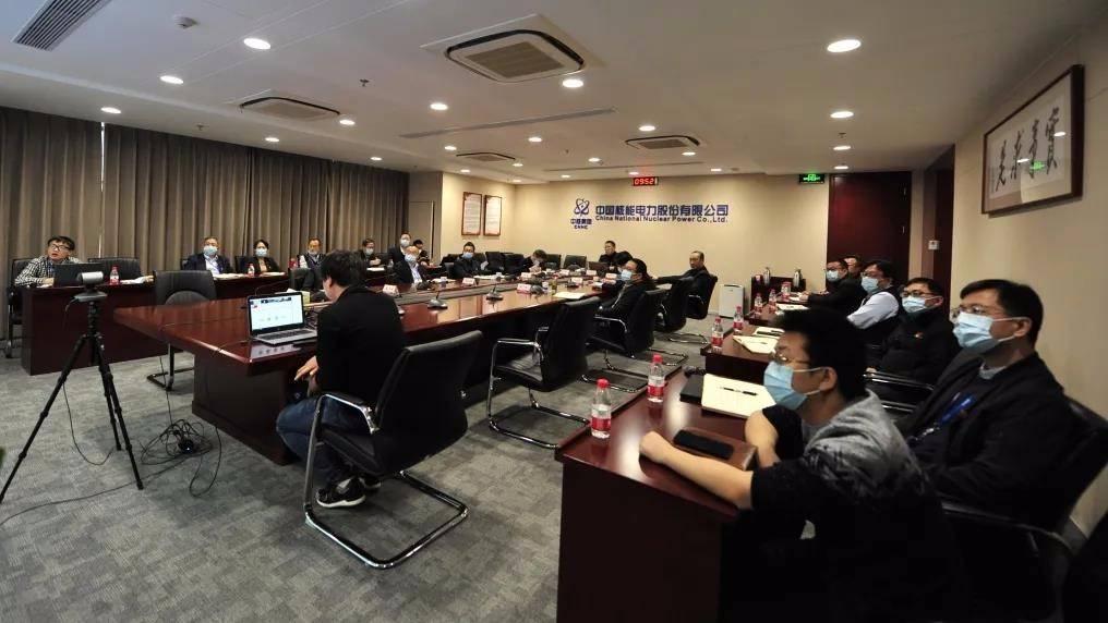 堅持安全發展、創新發展,為中國核電高質量發展保駕護航