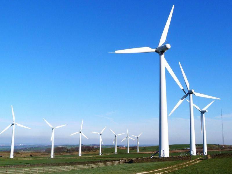 风暴贝拉(Storm Bella)使英国风力发电创新高