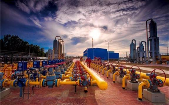 """中原油田首个分布式""""余热+光伏""""综合利用新能源项目进入试验阶段"""