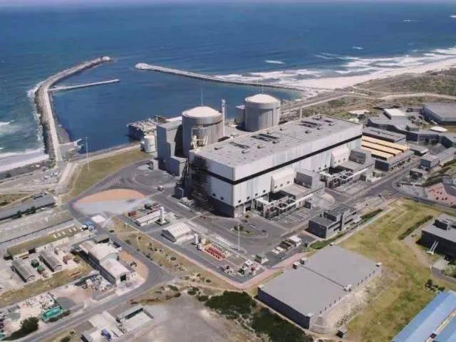 南非Eskom關閉Koeberg核電站1號機組