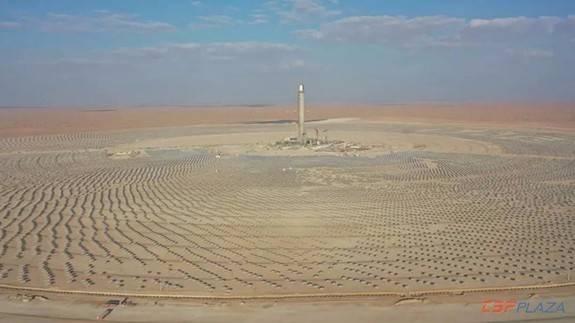 阿联酋可再生能源发电量在11年内增长近600倍