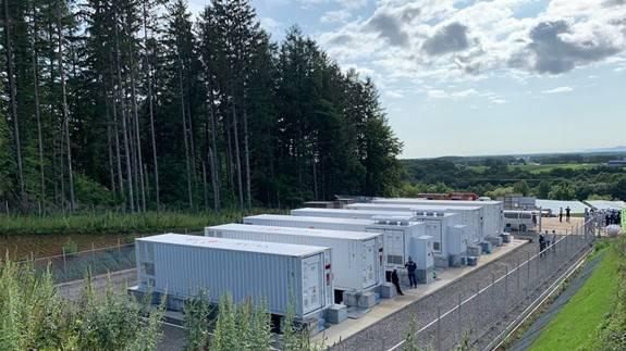 预计2021年英国电池储能系统部署量将获得突破