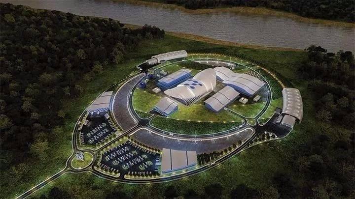 多個國家將小型模塊堆視為一種新的核電生產方式