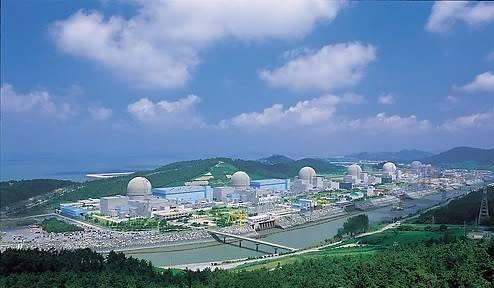韓國計劃到2034年將核電總裝機容量減少17%
