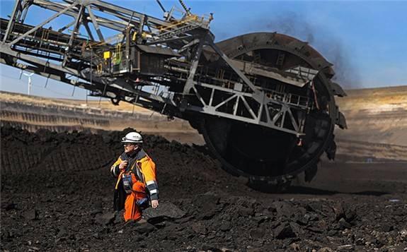 2020年俄罗斯煤炭产量下降8.2%