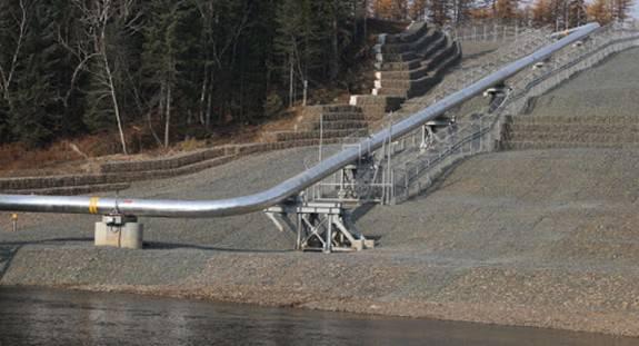 中俄东线天然气管道南段沿线各省线路全面开工
