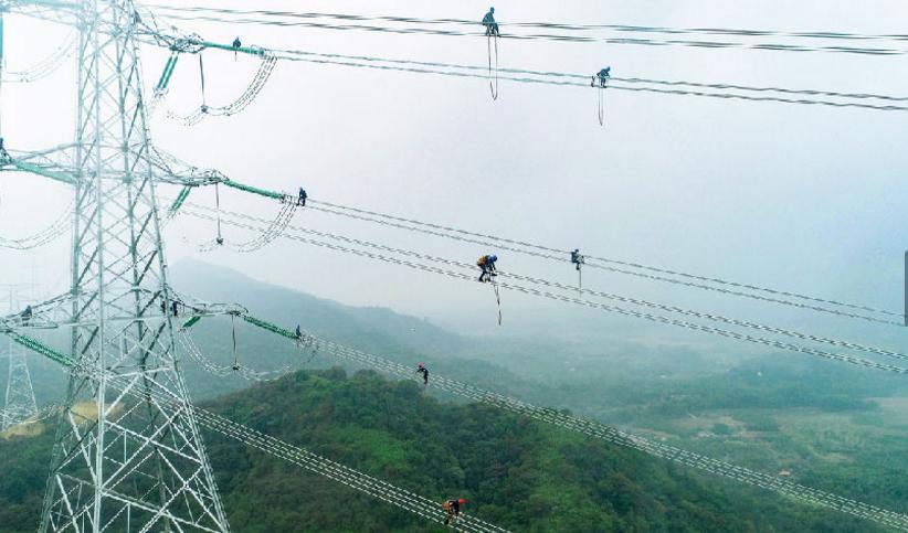 2020年广东海上风电接入南方电网总容量突破100万千瓦