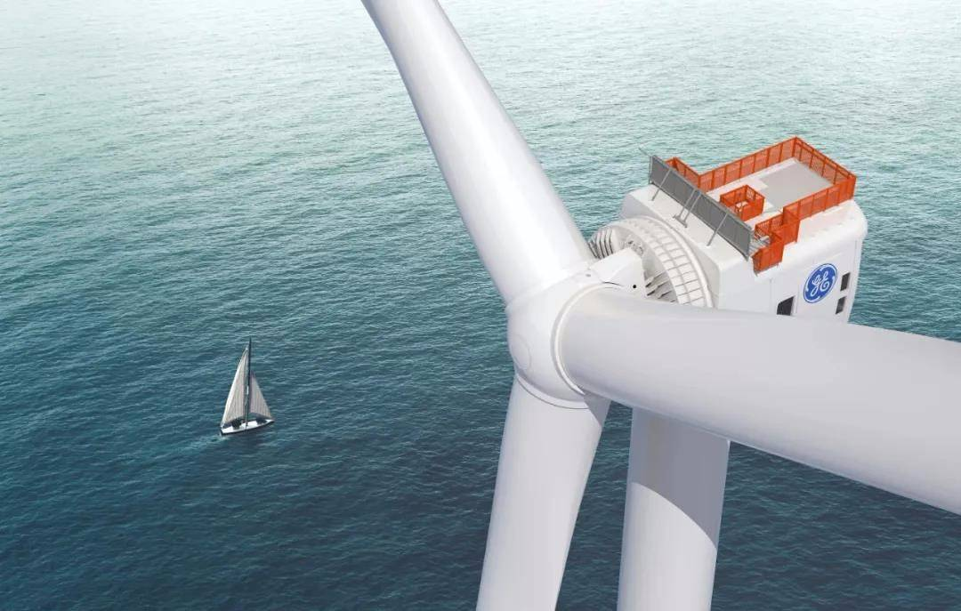 GE将为全球最大海上风电场提供Haliade-X 14MW机型,规模共计1.2GW