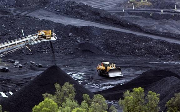 2020年1-11月澳大利亚动力煤出口同比下降5.4%