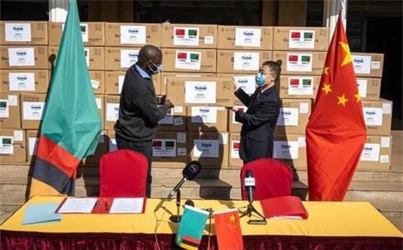 王毅談非洲五國行:中非友誼都堅如磐石,穩如泰山