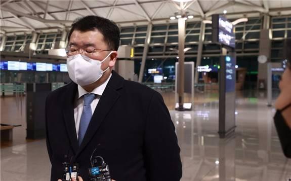 韩外交部高官赴伊朗 敦促伊方尽快释放扣押的油轮和船员
