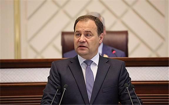 白俄罗斯总理戈洛夫琴科:白已与俄就2021年石油和天然气供应协议达成一致