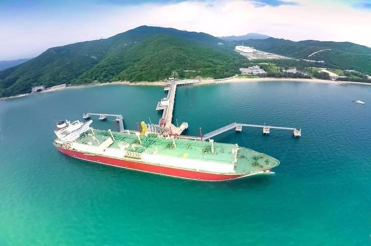 深圳LNG外輸管道已累計輸送天然氣10億立方米