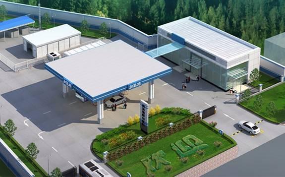 东方电气国信氢能(德阳)有限公司正式揭牌成立