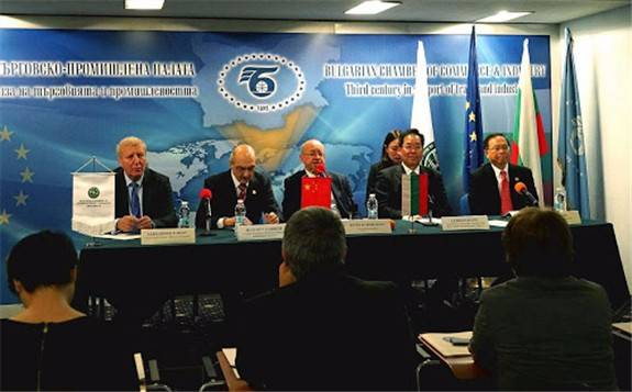 保加利亚中国工商会主席:希望未来中保两国会有更多企业合作和投资