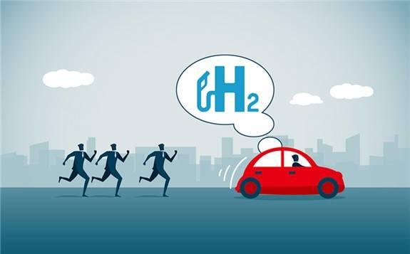 新能源汽車的時代正式來臨了,氫能源汽車強勢崛起