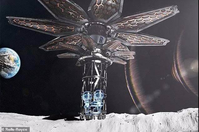 英国航天局与劳斯莱斯将合作开发核动力太空飞船发动机