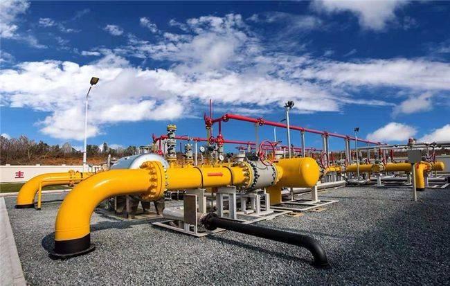 2021年中石油今年已向湖南省供應天然氣突破2億方