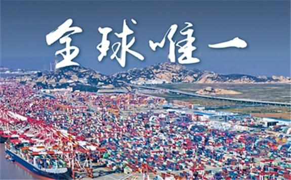 中国外贸进出口逆势上扬!进出口总值32.16万亿元!
