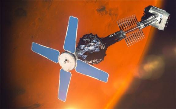 英国航天局联手罗尔斯-罗伊斯公司:将对太空旅行使用核能展开研究