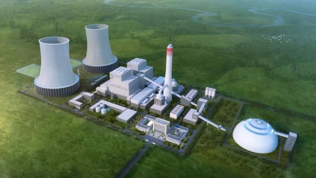 中國能建中標國內首個百萬千瓦級褐煤空冷機組工程勘察設計項目