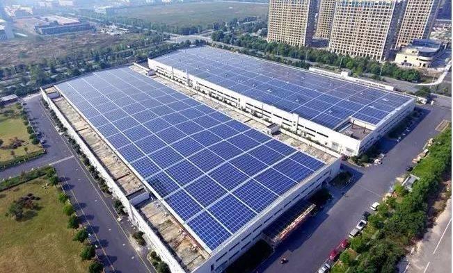 光伏發電已經取代水電成為浙江第二大電源