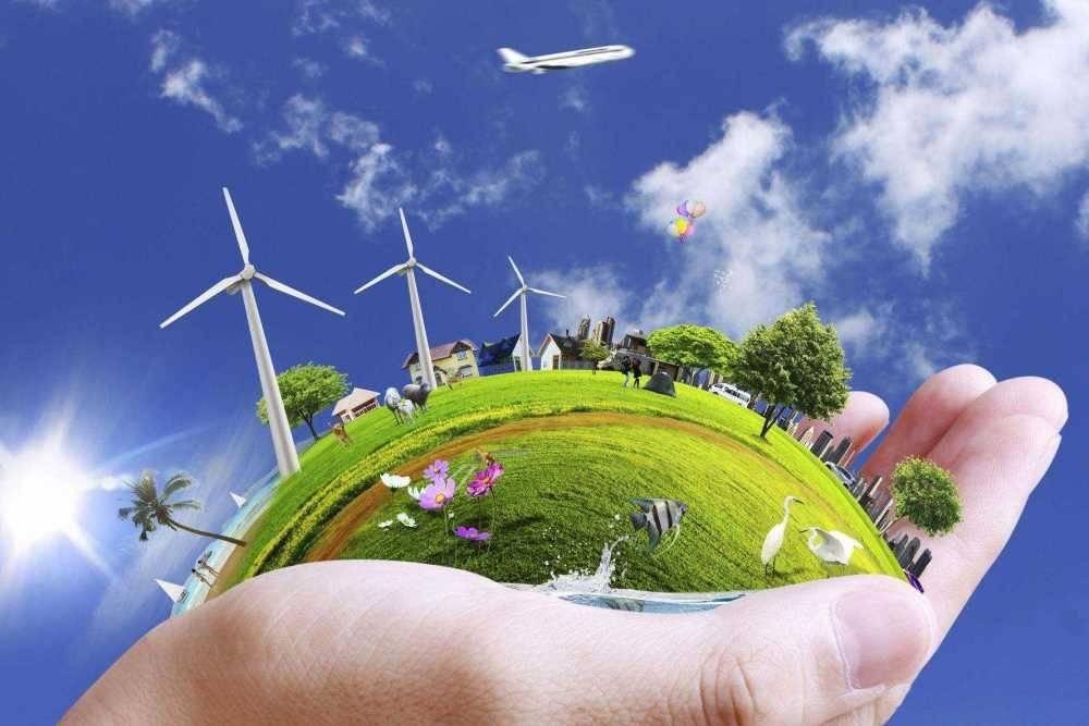 2020年德国全年可再生能源发电占全部公共发电量的比重突破50%