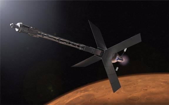 """美国国家航空航天局(NASA)响应""""国家太空核动力与推进战略"""""""