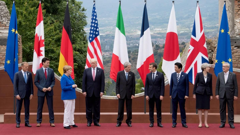 英国将于6月主办G7线下峰会 疫情及气候或成重点