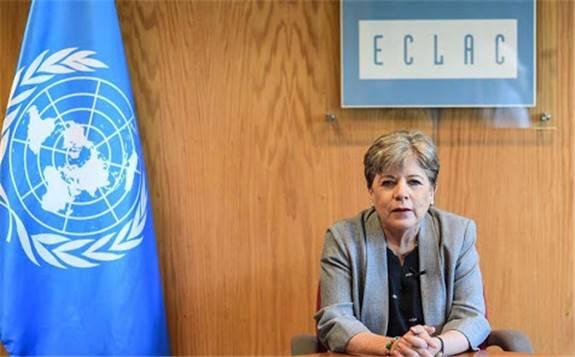 """专访联合国拉加经委会执行秘书巴尔塞纳:""""一带一路""""改变了游戏规则"""